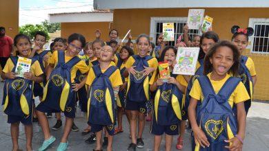Photo of Kits de material pedagógico são entregues pela LBV a crianças da Paraíba