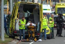 Photo of Ataque a tiros em mesquitas na Nova Zelândia deixa 49 mortos