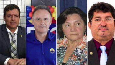 Photo of PB Agora/Datavox: Vitor Hugo lidera disputa de Cabedelo com 76% dos votos válidos; Eneida tem 19,2% e José Eudes e Marcos Patrício 2,4%