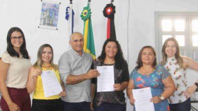 Photo of Prefeito Divaldo Dantas empossa novos servidores aprovados no Concurso Público