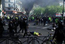 Photo of Mais de 100 pessoas são presas em protesto dos coletes amarelos