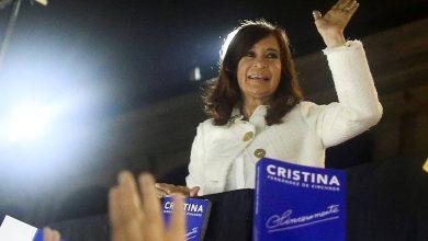 Photo of Cristina Kirchner será candidata a vice-presidente da Argentina
