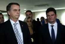 """Photo of Bolsonaro: """"Hoje é dia que o povo está indo às ruas para defender o futuro dessa nação"""""""