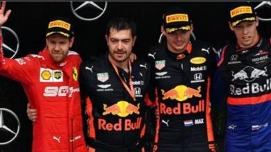 Photo of Em corrida caótica, Verstappen conquista GP da Alemanha