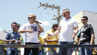Photo of Julian Lemos agradece pela votação que teve no Vale do Piancó, e diz 'Não esqueci dessa região'