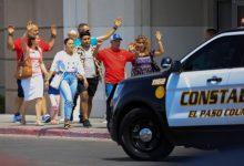 Photo of Tiros deixam mortos e feridos em centro comercial no Texas