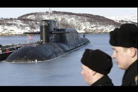 Photo of Incêndio em base de submarinos atômicos mata dois na Rússia