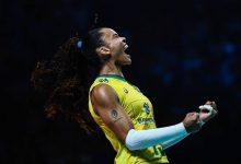 Photo of Brasil vence no vôlei feminino e garante vaga em Tóquio-2020