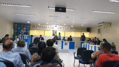 Photo of Câmara contraria TCE e aprova contas de ex-prefeito, em Itaporanga