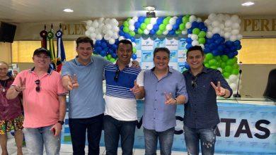 Photo of Democratas terá novo presidente em Diamante com apoio do deputado Taciano Diniz