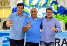 Photo of Prefeito Divaldo Dantas se filia ao DEM com a presença do deputado Taciano Diniz