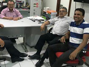 Photo of Único parlamentar a destinar emenda (R$ 14 milhões) ao Ramal Piancó, senador Maranhão agenda ida à Itaporanga nessa sexta-feira para prestigiar evento GI