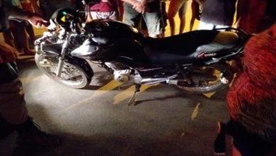 Photo of Colisão entre motos deixa uma pessoa ferida em Conceição
