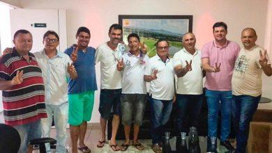 Photo of Reunião de Divaldo Dantas com vereadores da base tem participação do Deputado Taciano, em Itaporanga