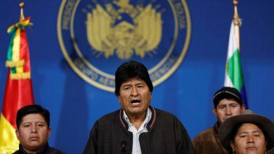 Photo of Evo Morales renuncia à presidência da Bolívia