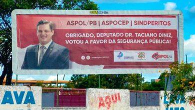 Photo of Empenho do deputado Taciano Diniz  beneficia policiais da Polícia Civil da PB