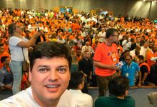 Photo of Deputado Taciano Diniz  participa de  Encontro Nacional do Partido AVANTE em Salvador BA
