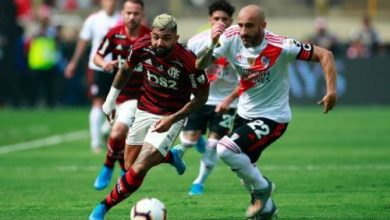 Photo of Gabriel Barbosa carimba o bicampeonato da Libertadores ao Flamengo
