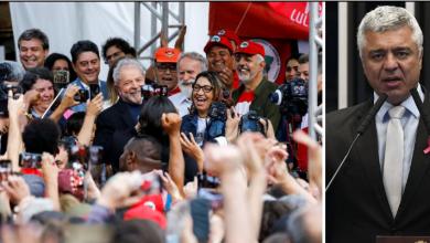 Photo of Major Olímpio pede prisão preventiva de Lula