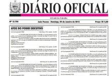 Photo of João faz série de mudanças em cargos no Vale do Piancó: Clério Nunes foi exonerado do cargo de gerente regional do OD, mudança no Posto do Sine, Gerência do DH, Articulação Cultura e nomeação de vice-diretores no Simeal Leal e Adalgisa Teodulo