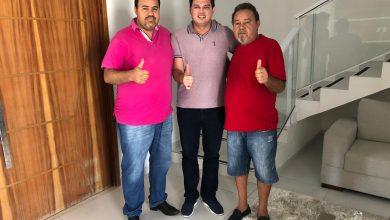 Photo of Vereador Márcio Rodão adere ao projeto politico do deputado estadual Taciano Diniz.