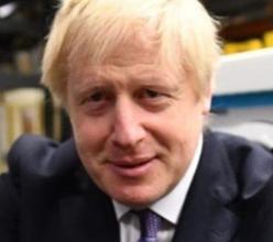 Photo of Boris Johnson é eleito premiê com ampla maioria conservadora