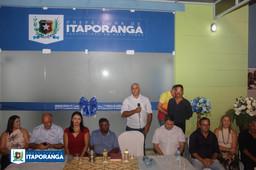 Photo of ASSISTA: Prefeito Divaldo Dantas  inaugura nova Unidade Básica de Saúde no Conjunto Chagas Soares