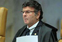 Photo of Luiz Fux, presidente do STF, está com coronavírus e ficará isolado