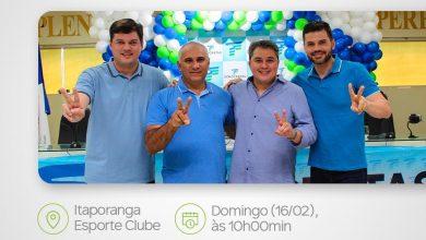 Photo of Pré-candidato a prefeito de Itaporanga, Júnior Diniz vai se filiar ao DEM neste domingo