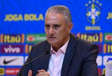 Photo of Tite anuncia convocados para os jogos contra Bolívia e Peru pelas Eliminatórias da Copa