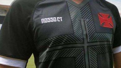 Photo of Vasco lança nova camisa para obter recursos para CT e hospital público
