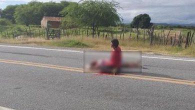 Photo of Acidente de moto mata agricultora e marido