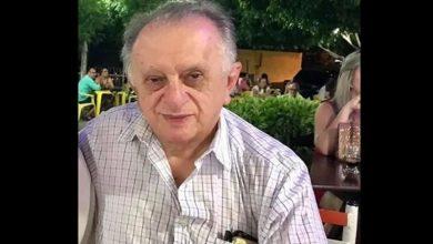 Photo of Coronavírus mata Dr. Orlando Damascena aos 71 anos de idade, que atuava em Patos