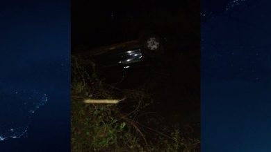 Photo of Veículo  cai dentro de açude entre Itaporanga e Boa Ventura e deixa pelo menos uma pessoa morta