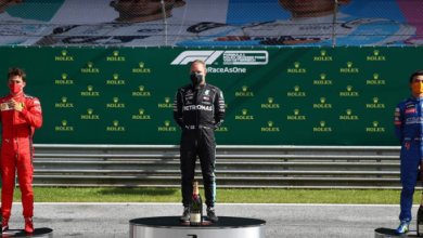 Photo of Bottas vence o GP da Áustria