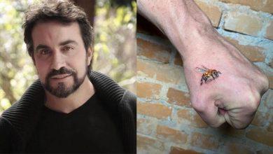 Photo of Padre Fábio de Melo faz tatuagem
