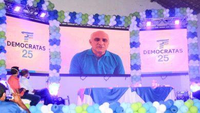Photo of Eleições 2020: Divaldo Dantas e Djaci Junior encabeçam a chapa do Democratas em Itaporanga