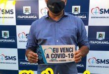 Photo of Prefeito de Itaporanga Divaldo Dantas anuncia estar recuperado da Covid-19: 'Agradecer a Deus por estar saindo de mais uma luta'