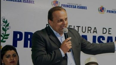 Photo of Prefeito de Princesa Isabel, Ricardo Pereira está com Covid-19