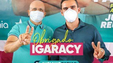 Photo of Médico oficializa pré-candidatura a prefeito de Igaracy pelo Cidadania