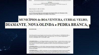 Photo of 42ª Zona Eleitoral recomenda que pré-candidatos de cinco cidades do Vale adotem protocolos de proteção na pandemia