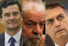 Photo of Bolsonaro venceria Lula, Moro e Doria em 2022, segundo pesquisa Exame/IDEIA