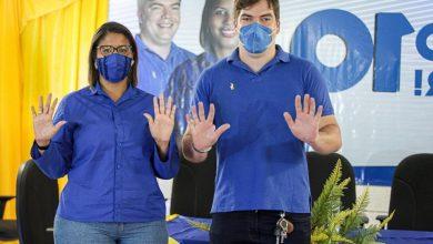 Photo of Convenção homologa candidaturas de Talita Lopes e André Lacerda à Prefeitura de Boa Ventura