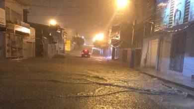 Photo of Chuva volta a ser registrada em todo Vale do Piancó durante madrugada; veja índices