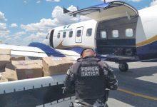 Photo of Polícia Militar intercepta aeronave com mais de 1 tonelada de cocaína no Sertão da Paraíba