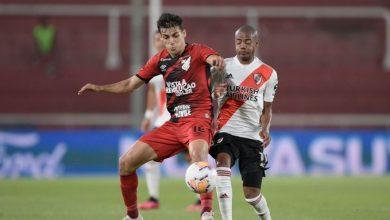 Photo of River Plate joga melhor, vence o Athletico-PR e avança às quartas de final