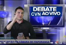 Photo of Assista o Debate CVN desta quarta- feira da TV CVN com Junior Viriato