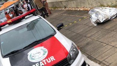 Photo of VÍDEO: Câmera de segurança capta imagens do momento em que o ex-prefeito Expedito Pereira é assassinado