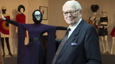 Photo of Morre o estilista francês Pierre Cardin