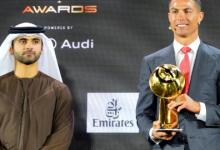 Photo of Cristiano Ronaldo é escolhido o jogador do século